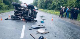 """На Прикарпатті сталася жахлива ДТП з саморобним трактором"""" - today.ua"""