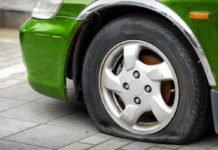 Чи можна отримати компенсацію за проколоті шини - today.ua