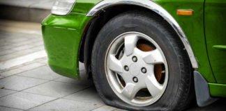"""Можно ли получить компенсацию за проколотые шины"""" - today.ua"""