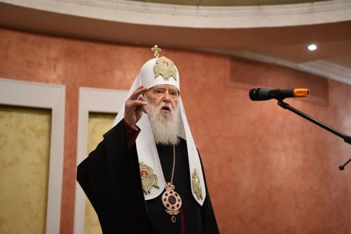 Філарет поскаржився російським пропагандистам на ПЦУ, Томос і Епіфанія - today.ua