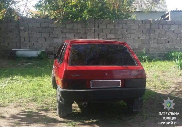 У Кривому Розі водій застосував зброю, потрапивши у аварію - today.ua