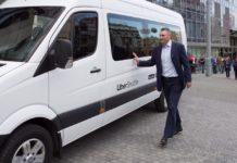 У Києві їздитимуть маршрутки Uber - today.ua