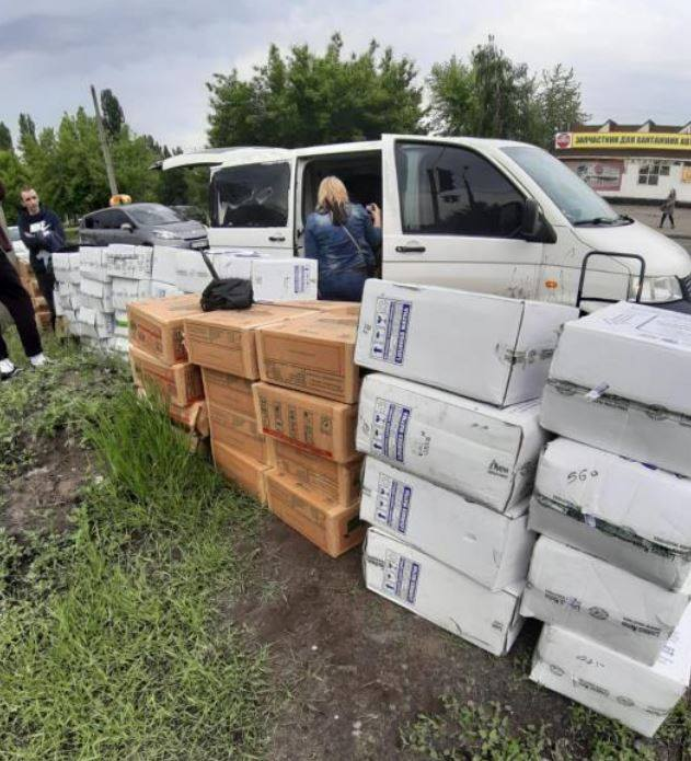 У Києві затримали банду рецидивістів, яка обкрадала склади