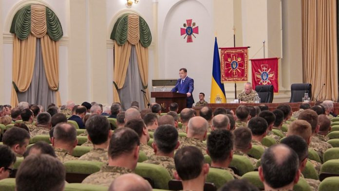 Полторак поставив завдання новому Головнокомандувачу ЗСУ - today.ua