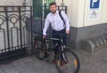 """""""Укрзалізниця"""" дозволила перевозити велосипеди у поїздах """"Інтерсіті"""" - today.ua"""