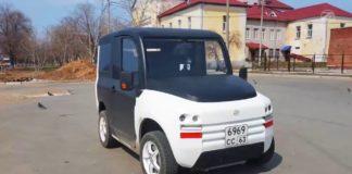 """В России разработали собственный электромобиль: названа цена"""" - today.ua"""