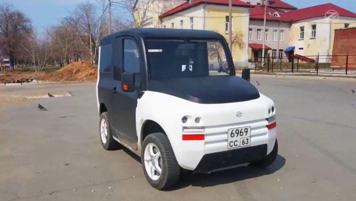 В Росії розробили власний електромобіль: названа ціна - today.ua