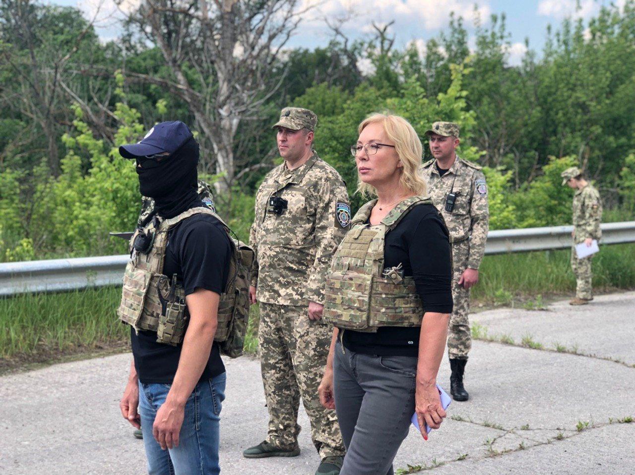 """""""ЛНР"""" передала Україні 60 засуджених - today.ua"""