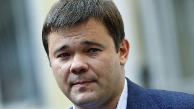 Богдан уходит с должности и уже выносит вещи из Офиса президента, - СМИ - today.ua
