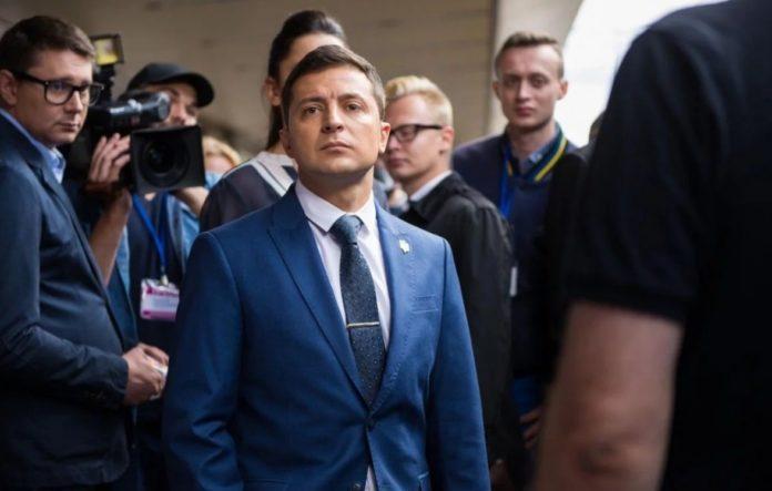 Началась церемония инаугурации Зеленского: трансляция - today.ua