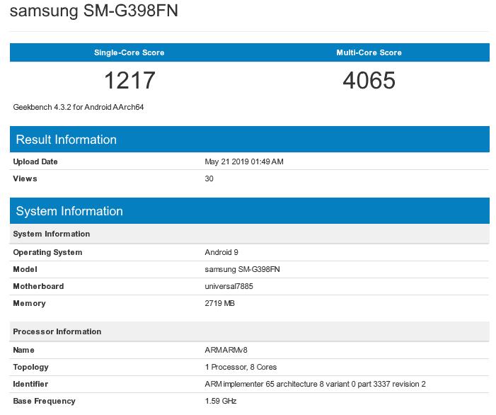 Samsung Galaxy Xcover 5 надійде у продаж вже наступного тижня