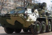 """Укроборонпром"" зупинив виробництво БТР-4 - today.ua"