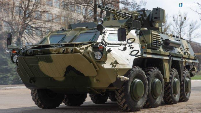 "&quotУкроборонпром"" остановил производство БТР-4 - today.ua"
