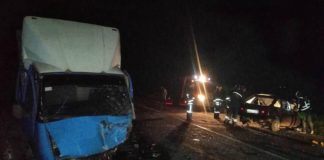 Під Запоріжжям сталося лобове зіткнення двох автівок: опубліковані фото - today.ua