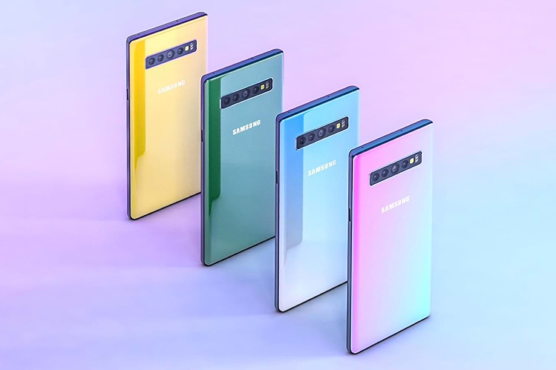 Samsung Galaxy Note 10 вразив покупців своєю унікальністю