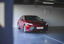 В Україні з'явилася Toyota Camry Hybrid - today.ua