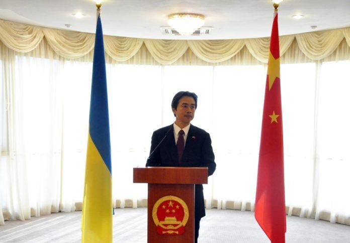 Зеленський обговорив з китайським послом інвестиції в Україну - today.ua