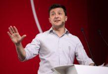"""Зеленський прокоментував затримання неповнолітніх у антипрезидентському """"мітингу"""" - today.ua"""