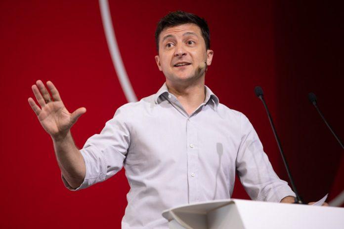 """Зеленський прокоментував затримання неповнолітніх у антипрезидентському &quotмітингу"""" - today.ua"""
