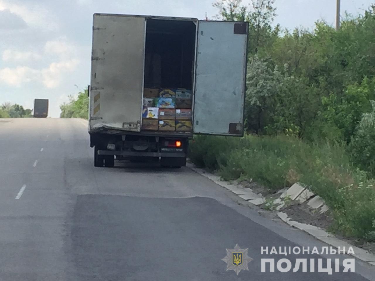 Під Миколаєвом у ДТП з вантажівкою постраждала дитина