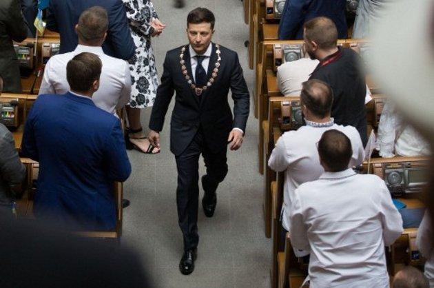 У Зеленського розповіли, як відбудуться вибори до парламенту - today.ua