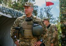 На звільнення Донбасу потрібно менше доби - Наєв - today.ua