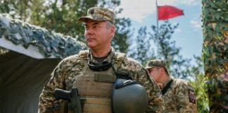 На освобождение Донбасса нужно меньше суток - Наєв - today.ua