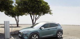 Електромобіль Hyundai Kona побив рекорд продажів в Україні - today.ua