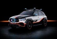 Mercedes-Benz представив найбезпечніший у світі автомобіль - today.ua