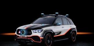 """Mercedes-Benz представив найбезпечніший у світі автомобіль"""" - today.ua"""