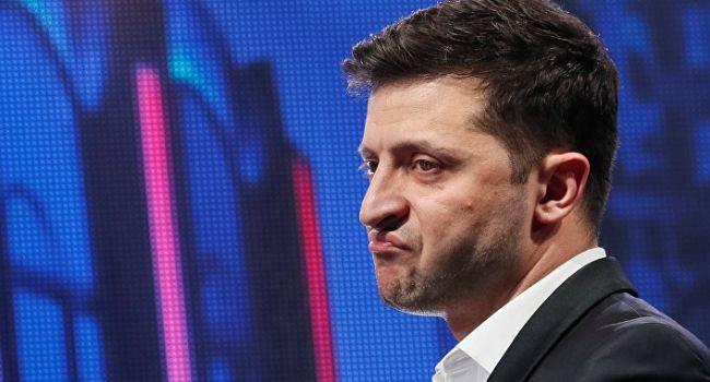 """&quotСкажите это 73%, которые проголосовали за это х**ло"""": Зеленский хочет извинений от участников акции &quotНет капитуляции!"""" - today.ua"""