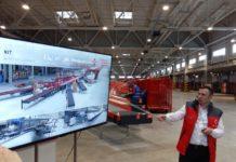 Нова Пошта відкрила інноваційний термінал - today.ua