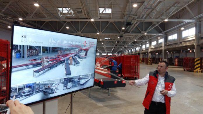 Нова Пошта відкрила інноваційний термінал