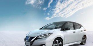 Батареї Nissan Leaf можуть прослужити 22 роки - today.ua