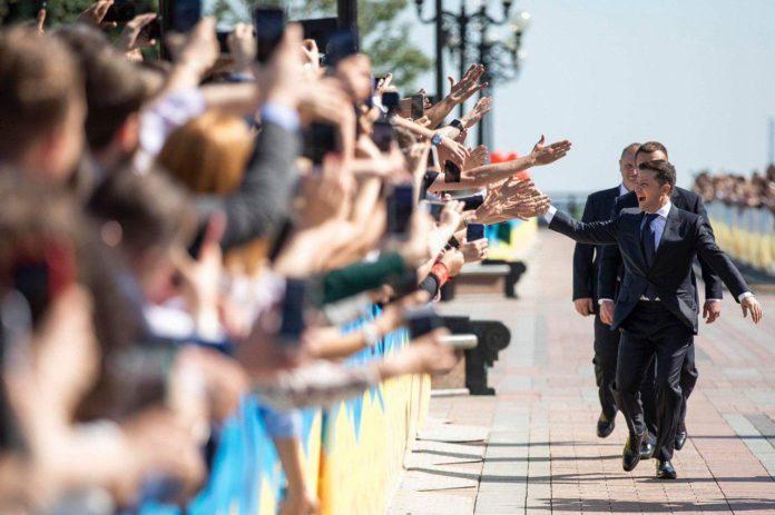 У Авакова посчитали, сколько украинцев пришло посмотреть на инаугурацию Зеленского - today.ua