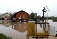 На Прикарпатье подтопило 330 домов и два админздания - today.ua