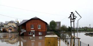"""На Прикарпатті підтопило 330 домівок та дві адмінбудівлі"""" - today.ua"""