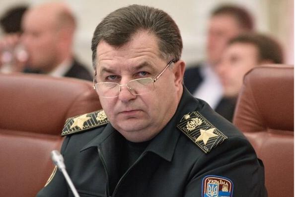 Міністр оборони Степан Полторак подав у відставку - today.ua