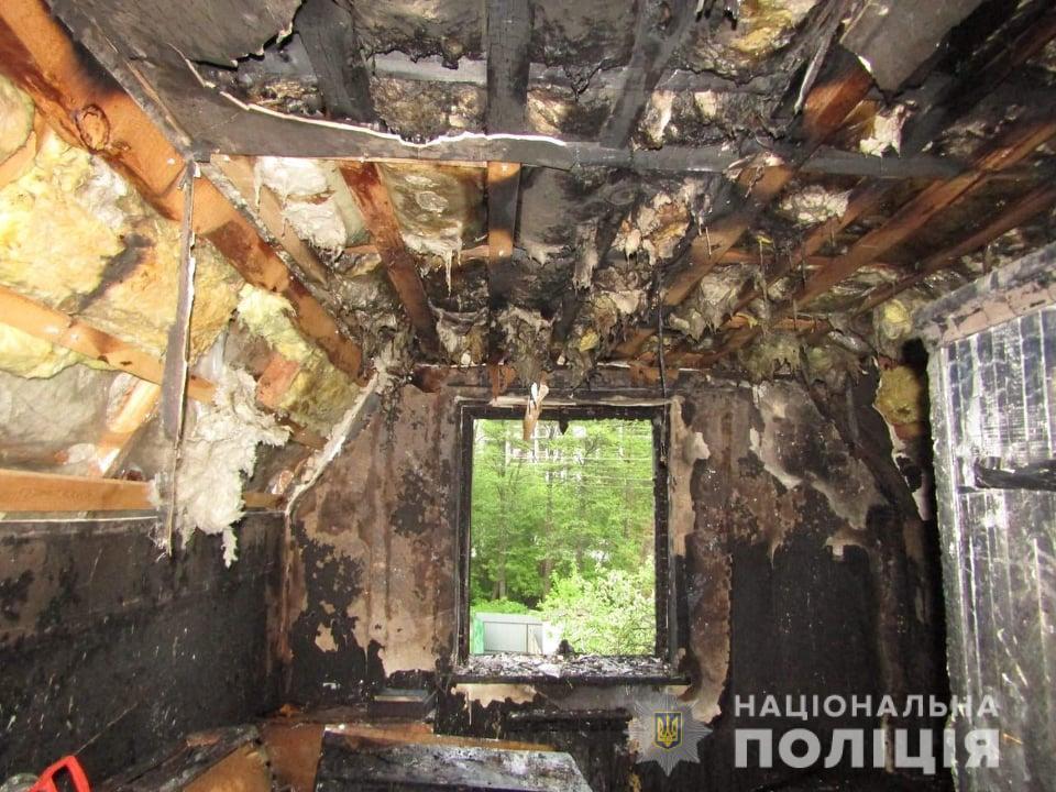 Під Києвом у пожежі загинула 5-річна дівчинка з особливими потребами