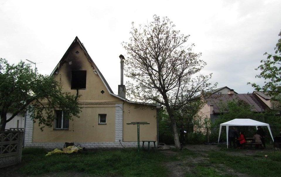 Під Києвом у пожежі загинула 5-річна дівчинка з особливими потребами - today.ua