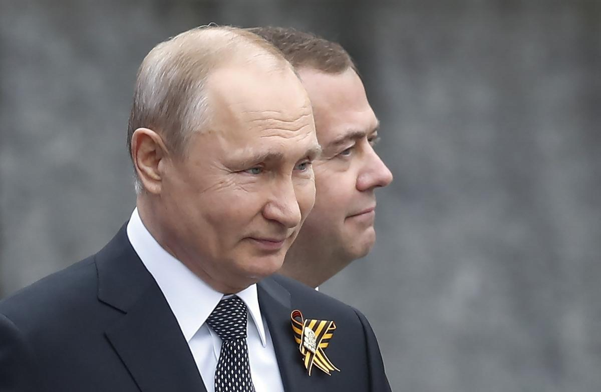 """Путін на параді в Москві назвав Київ """"російською столицею""""  - today.ua"""
