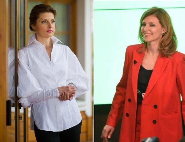 Марина Порошенко дала корисну пораду Олені Зеленській