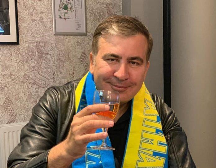"""Саакашвілі переїжджає до Одеси, щоб &quotзвільнити місто від бандитів"""" - today.ua"""