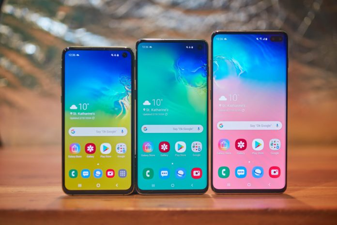 Samsung Galaxy S10 значно подешевшав - today.ua