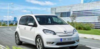 Skoda представила перший серійний електромобіль - today.ua