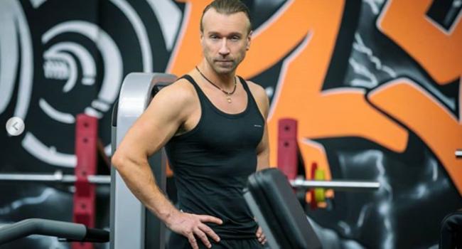 Олег Винник розповів про свою вагу і нову дієту