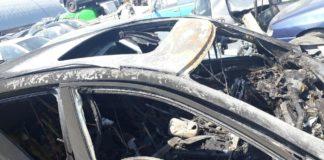 Вооруженный водитель под Киевом попал в ДТП на авто с поддельными номерами - today.ua