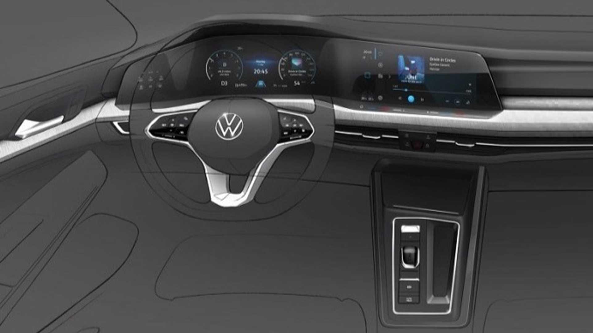 Volkswagen представил новый хэтчбек Golf VII   - today.ua