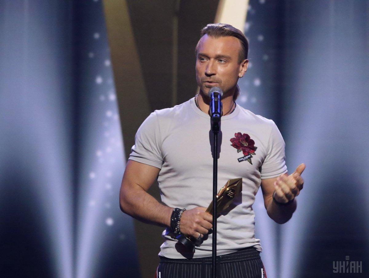 Олег Винник рассказал о своем весе и новой диете - today.ua