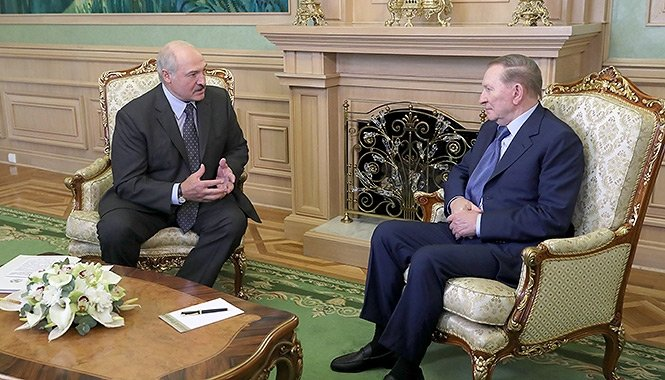 Лукашенко переніс відрядження заради зустрічі з Кучмою в Мінську - today.ua
